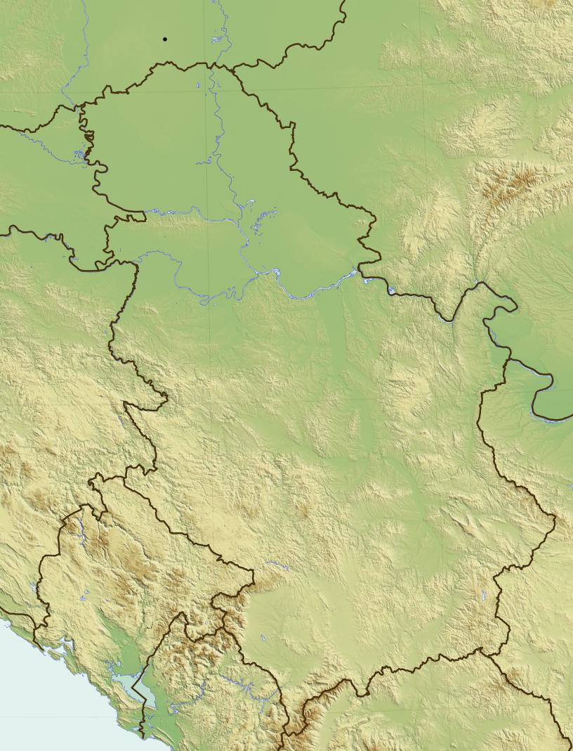 Karst Srbije